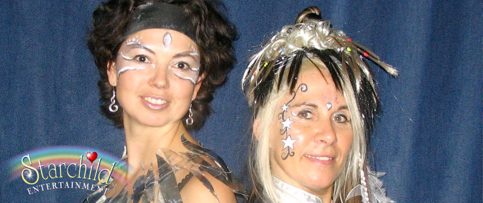 FacePaint-Fanny-and-Girl
